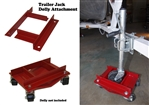 Trailer Jack Dolly Attachment