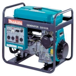 5800 WATT GENERATOR W/ELECTRIC STARTET