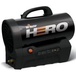 MH35CLP-Hero Cordless Forced Air Propane 35,000BT