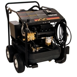 PRESSURE WASHER 1500 PSI HOT WATER ELECTRIC 2.0HP