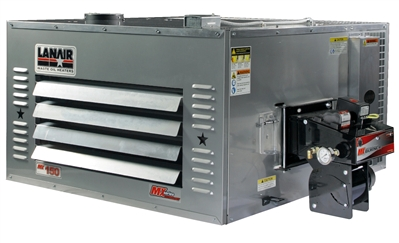MX-150 Waste Oil Heater by Lanair - Heater Only