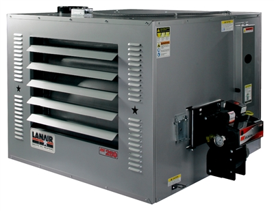 MX-250 Waste Oil Heater by Lanair - Heater Only