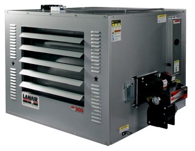 MX-300 Waste Oil Heater by Lanair - Heater Only