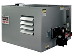 MXD-300 Waste Oil Heater by Lanair - Heater Only - Ductable