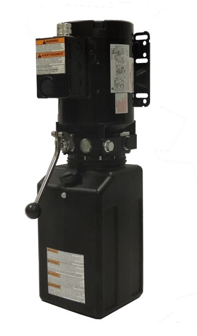 PU-110V-S-S - Power Unit