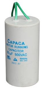 Run Capacitor for DURO 220V Power Unit