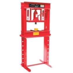 PRESS HYDRAULIC 20 TON 6IN. STROKE