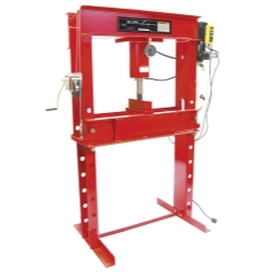 50 TON ELECTRIC PRODUCTION PRESS W/WINCH