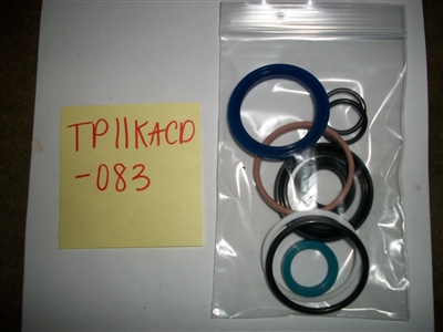 Seal Kit or Repair Kit for the TP11KAC-D, TP11KAC-D3, TP10KAC-D or the TP10KC-DT the Auto Lift Cylinder.