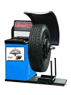 WB-1200 Electronic Wheel Balancer - For Trucks