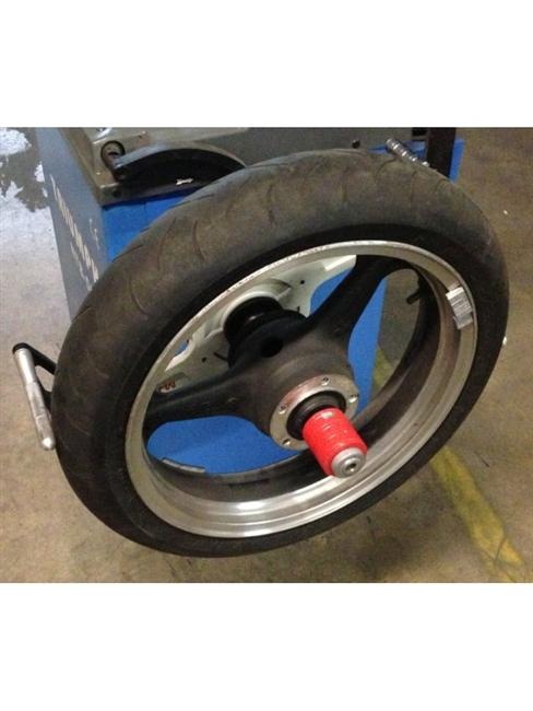 Car Wheel Dolly >> WB-AS - Wheel Balancer Motorcycle Adapter Set Wheel Balancers   North American Auto Equipment