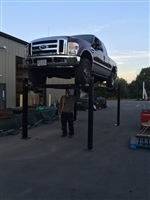 Quality Made Parking Lifts, Economically Priced and Available Nationwide.