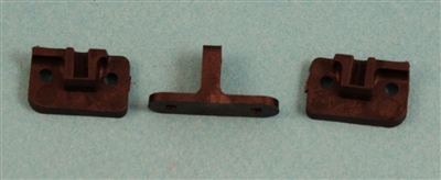 XF-1130 Covers, Bottom, X - 6 and Motor Plate Support Bracket.
