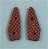 XF-1531 Nose Spacer, CF, SCX - 60CF, 2/Pack
