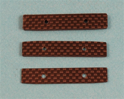 XF-3262 Hinge Pin Brace Spacers, CF, all 2WD CF Vehicles, 3/pack