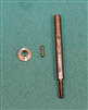 XF-5200 Shaft, slipper, X-5, with spacers
