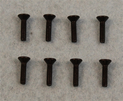 XF-6023 4-40 X 1/2  Flat head.  8  per pack.