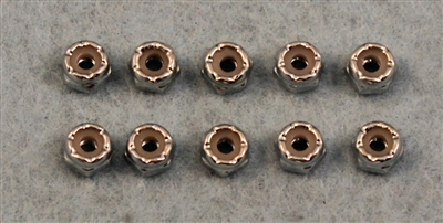 XF-6071 4-40  Nylock Nut.  10  per pack.