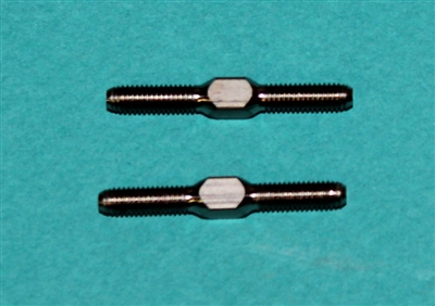 XF-6103 Turnbuckle, Ti., 1in .  2  per pack.