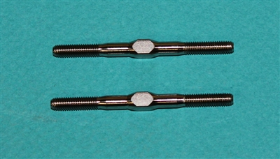 XF-6108 Turnbuckle, Ti., 1 5/8 .  2  per pack.