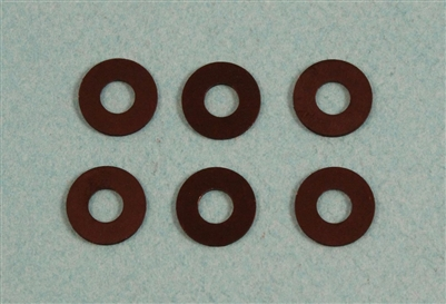 XF-6311 Wing Washer, Black.  6  per pack.