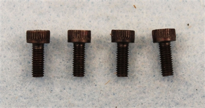 XF-6603 3 X 8 mm Cap Head.  4  per pack.