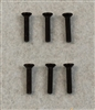 XF-6627 3 X 16 mm Flat Head .  6  per pack.