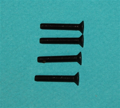 XF-6629 3 X 20 mm Flat Head .  4  per pack.