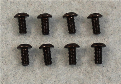 XF-6642 3 X 6 mm Button Head .  8  per pack.