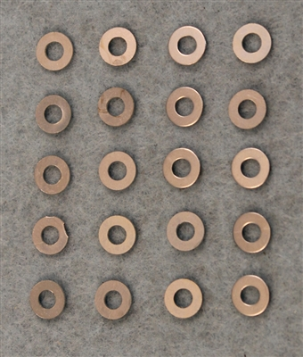 XF-6680 3 mm Washer.  20  per pack.