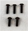 XF-6746  4x14mm Button Head, 5 / pack