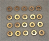 XF-6780  4mm Flat Washer, 20 / pack