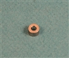 XF-6806 Spacer, Round, #4 X 0.156.  4  per pack.