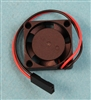 XF-9200 Fan, 25 mm, W/10 cm wire