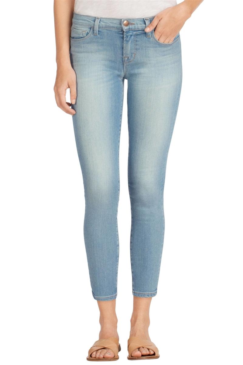 aa53fa03ea59fc J Brand Skinny Capri Jeans in Beyond