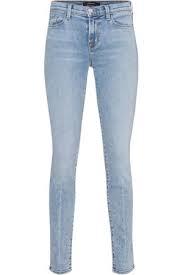 f94ed190d7ac7 J Brand 811 Skinny jean decades crease light blue J Brand Skinny ...