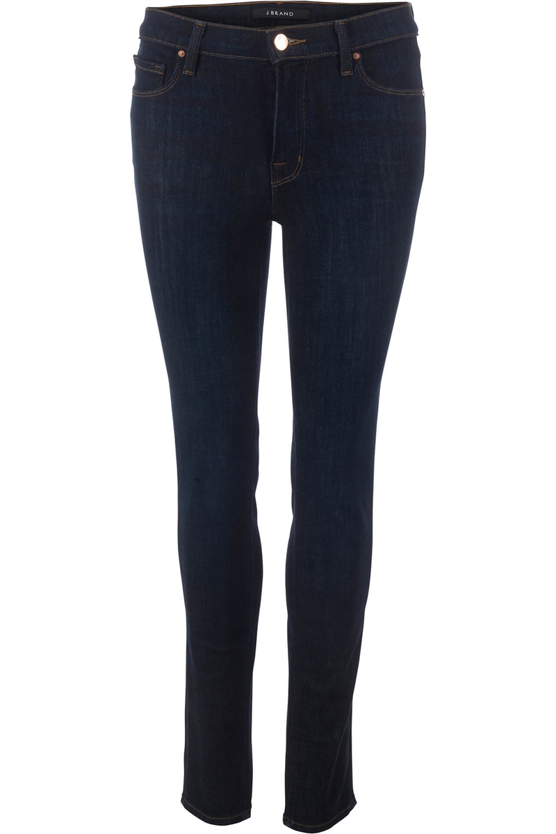 45453ace2e13 J BRAND skinny jeans enigmatic dark blue