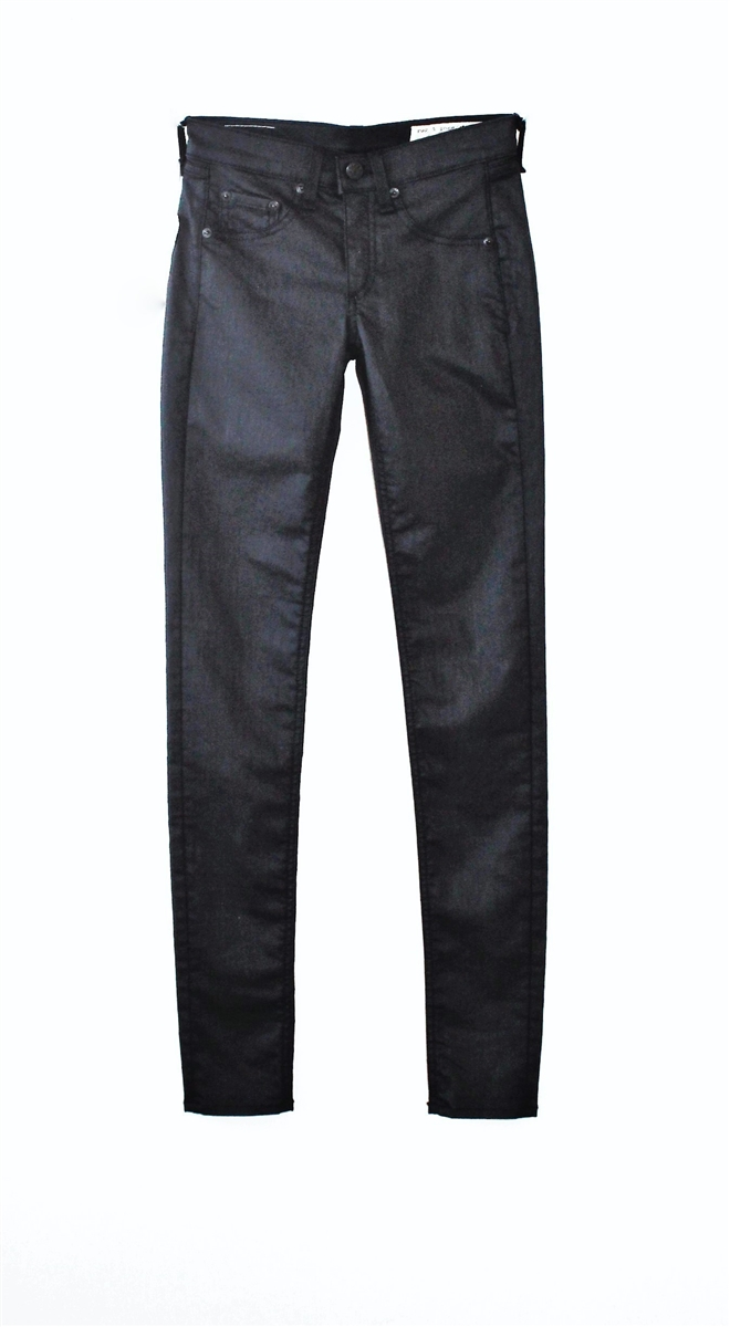 9d9e3436ebc Rag   Bone Denim Women s Legging Jeans Shoreditch Wash Size 29-Premium Denim