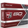 Wilson Staff Fifty Elite Golf Balls - 1 Dozen