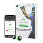 Arccos Caddie Smart Sensors Golf Performance Tracking System