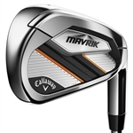 Callaway Mavrik Iron Set - Steel Shaft
