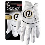 FootJoy StaSof Golf Gloves (3 Pack)