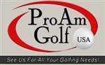 Pro Am Golf USA $25 Gift Card