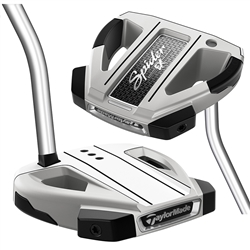 TaylorMade Spider EX Platinum Single Bend Putter