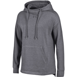 Under Armour Women's Sports Style Fleece Pullover - Carbon Heather