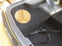 Nissan 300z Subwoofer Box