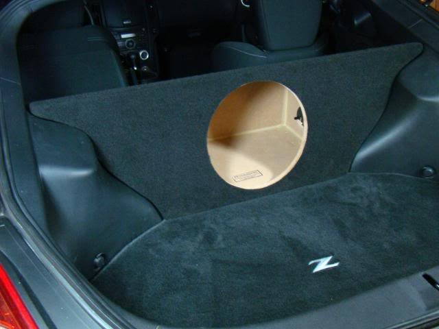 Nissan 370z Subwoofer Box & Custom Fitting Car and Truck Subwoofer Boxes Aboutintivar.Com