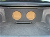 Honda Accord Single / Dual Subwoofer Box