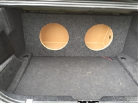 BMW 5 Series Accord Single / Dual Subwoofer Box