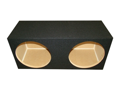 Focal Specific Boxes for a Dual Subwoofers